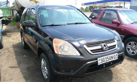 Voiture à vendre Honda CR-V Noir - Kinshasa - Kalamu