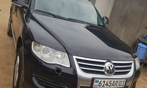 Voiture à vendre Volkswagen Touareg Noir - Kinshasa - Bandalungwa
