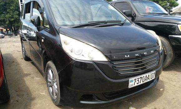 Voiture à vendre Honda Stepwgn Noir - Kinshasa - Limete