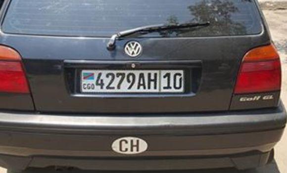 Voiture à vendre Volkswagen Golf Noir - Kinshasa - Bandalungwa