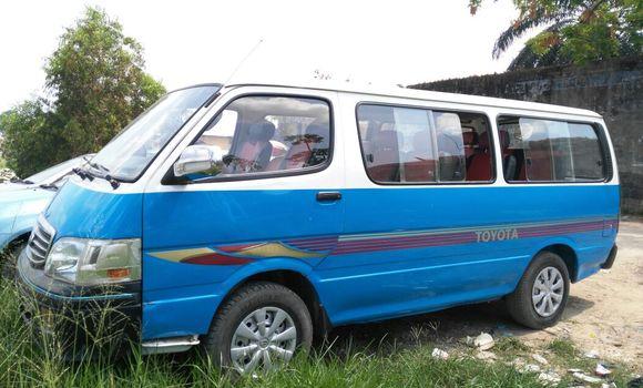 Utilitaire à vendre Jin Cheng Hiace Bleu - Kinshasa - Limete