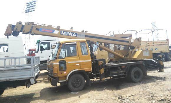 Utilitaire à vendre Nissan F 507 Autre - Kinshasa - Kalamu