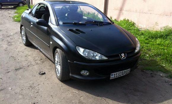 Voiture à vendre Peugeot 206 Noir - Kinshasa - Bandalungwa