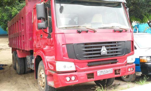 Utilitaire à vendre Sinotruk Howo Rouge - Kinshasa - Lemba