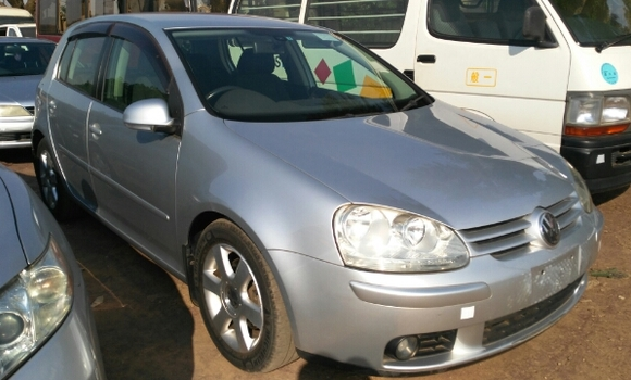 Voiture à vendre Volkswagen Golf Gris - Lubumbashi - Lubumbashi