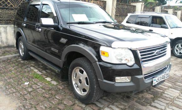 Voiture à vendre Ford Explorer Noir - Kinshasa - Gombe