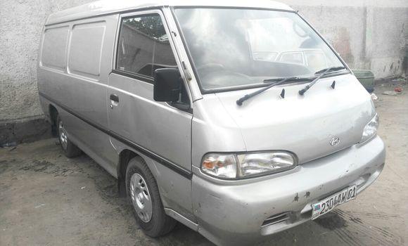 Utilitaire à vendre Hyundai H100 Gris - Kinshasa - Bandalungwa