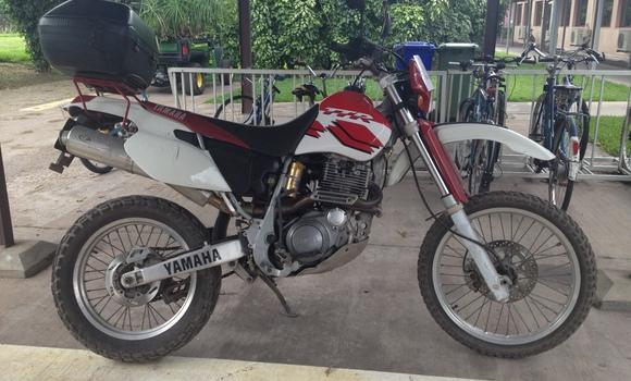 Moto à vendre Yamaha TZR Rouge - Kinshasa - Limete