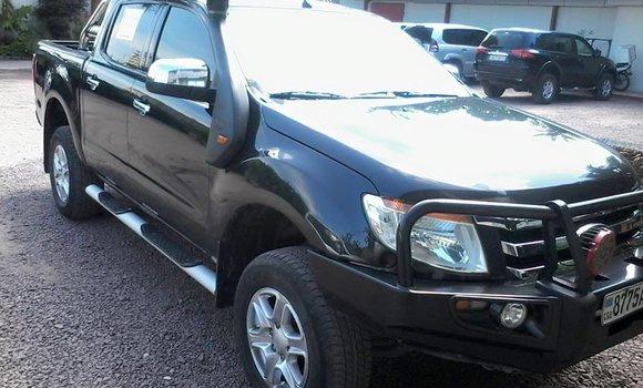Voiture à vendre Ford Ranger Noir - Kinshasa - Bandalungwa
