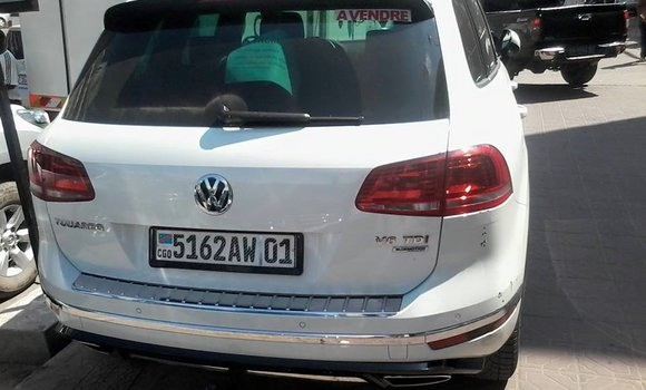 Voiture à vendre Volkswagen Touareg Autre - Kinshasa - Bandalungwa