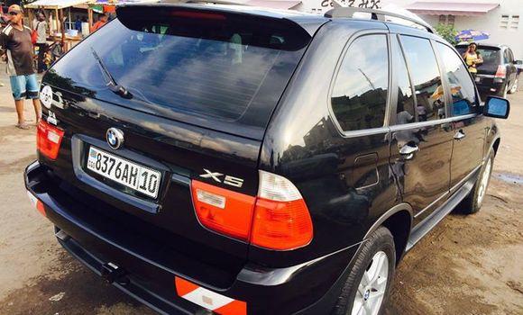 Voiture à vendre BMW X5 Noir - Kinshasa - Bandalungwa