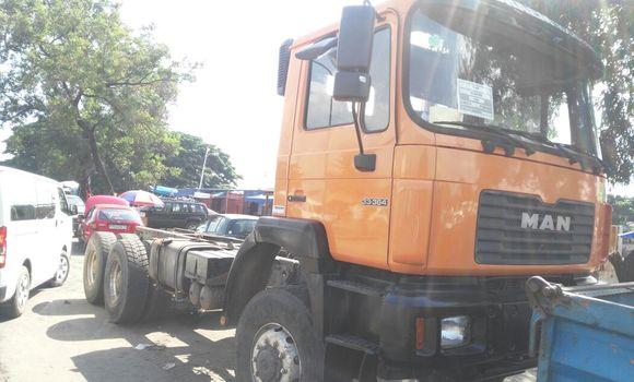Utilitaire à vendre Man Comander Autre - Kinshasa - Kalamu