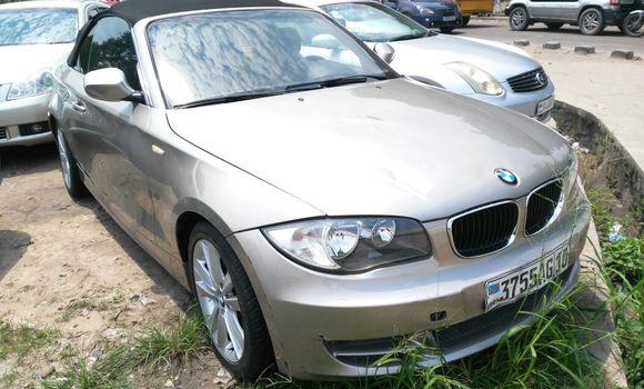 Voiture à vendre BMW 120d Gris - Kinshasa - Limete