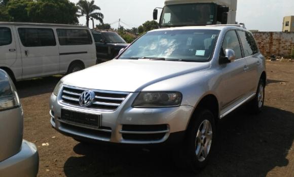 Voiture à vendre Volkswagen Touareg Gris - Lubumbashi - Lubumbashi