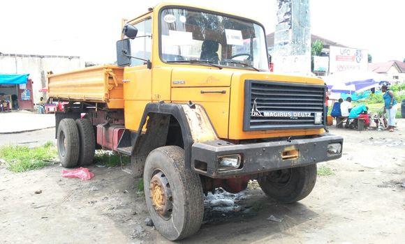 Utilitaire à vendre Magirus Deutz 170 Autre - Kinshasa - Limete