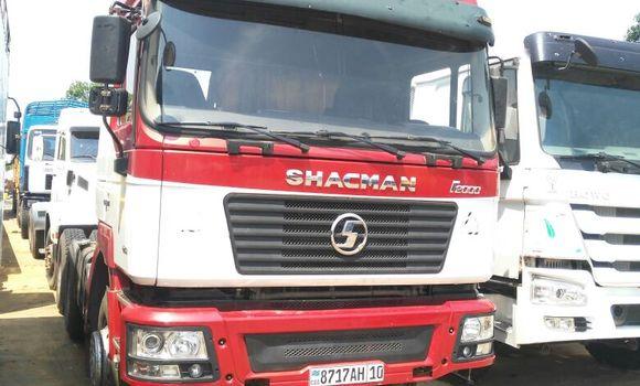 Utilitaire à vendre Shacman 420 Rouge - Kinshasa - Kalamu