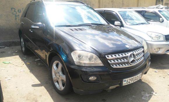 Voiture à vendre Mercedes Benz ML-Class Noir - Kinshasa - Bandalungwa