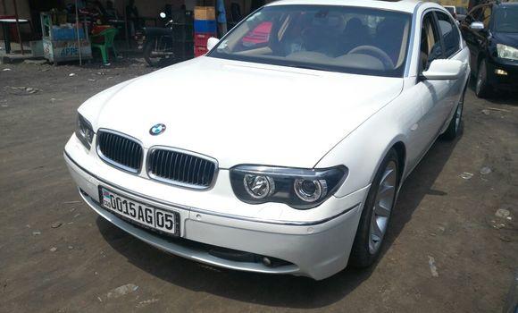 Voiture à vendre BMW 745 Li Blanc - Kinshasa - Kasa Vubu