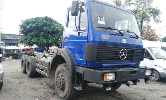 Utilitaire à vendre Mercedes Benz 2628 Bleu - Kinshasa - Kalamu