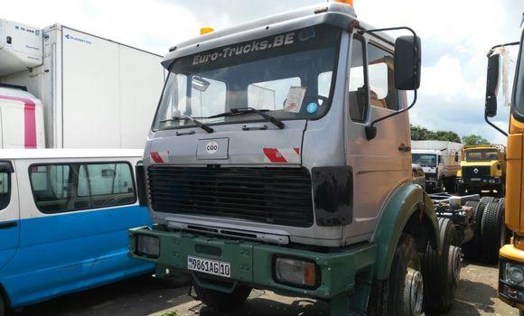Utilitaire à vendre Mercedes Benz Truck Gris - Kinshasa - Kalamu