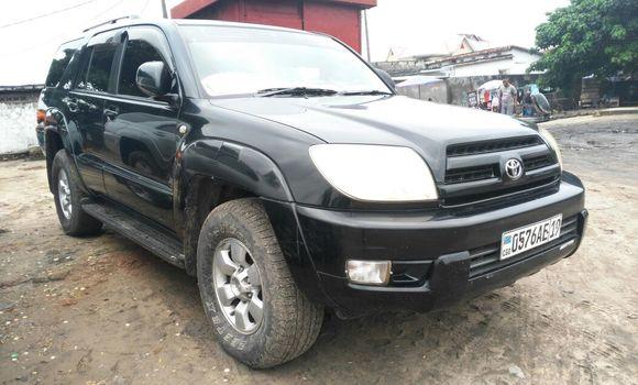 Voiture à vendre Toyota Hilux Surf Noir - Kinshasa - Kalamu