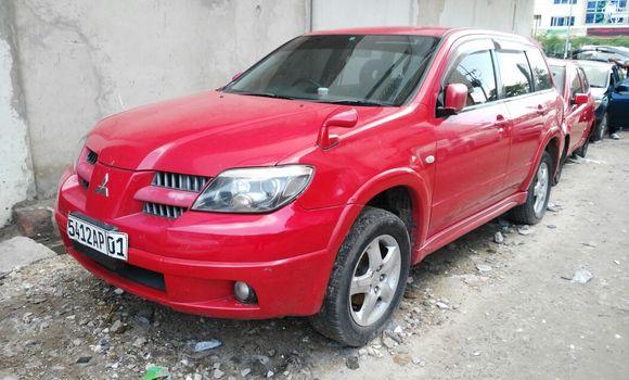 Voiture à vendre Mitsubishi Airtrek - Turbo Rouge - Kinshasa - Kinshasa