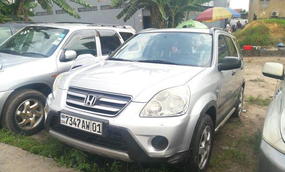 Voiture à vendre Honda CR-V Gris - Kinshasa - Limete