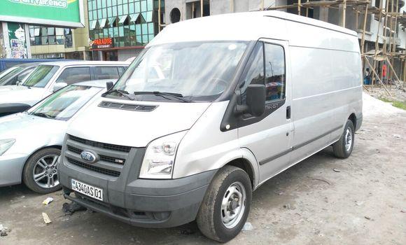 Voiture à vendre Ford Transit Gris - Kinshasa - Kinshasa