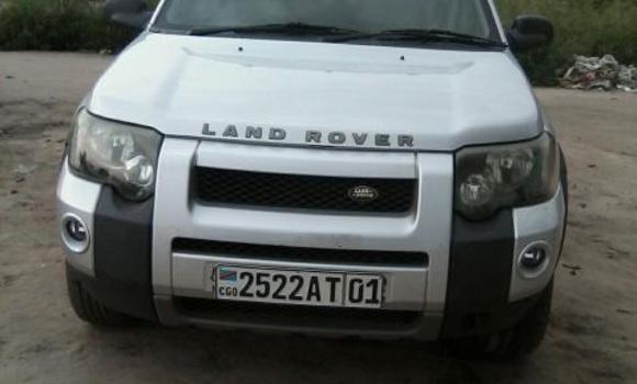 Voiture à vendre Land Rover Freelander Blanc - Kinshasa - Bandalungwa