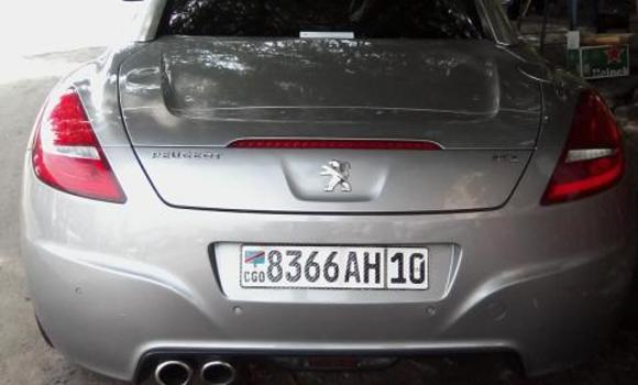 Voiture à vendre Peugeot RCZ Blanc - Kinshasa - Bandalungwa