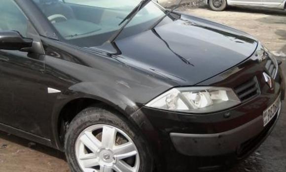 Voiture à vendre Renault Megane Noir - Kinshasa - Bandalungwa