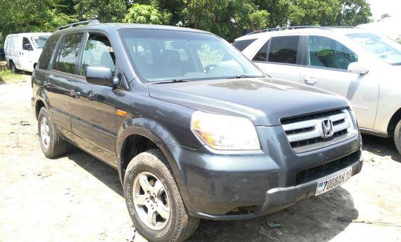 Voiture à vendre Honda Pilot Gris - Kinshasa - Kalamu