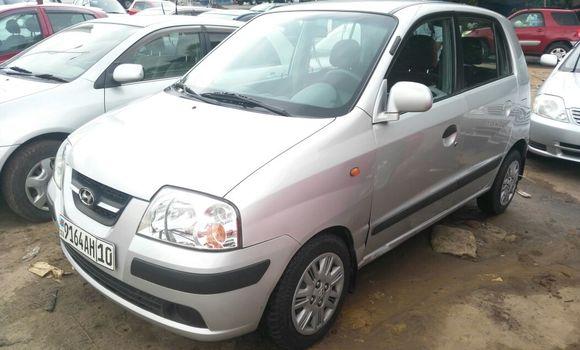 Voiture à vendre Hyundai Atos Gris - Kinshasa - Kalamu