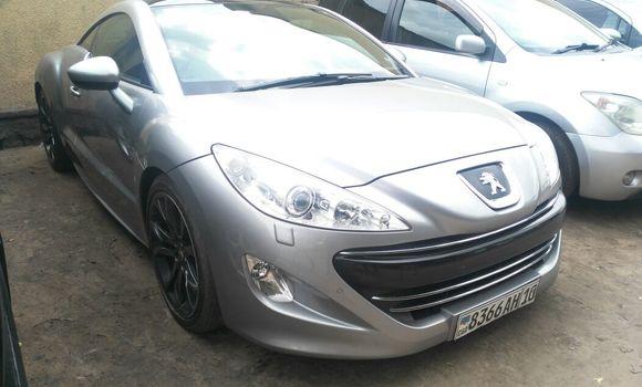 Voiture à vendre Peugeot RCZ Gris - Kinshasa - Bandalungwa