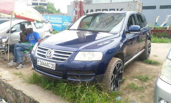 Voiture à vendre Volkswagen Touareg Bleu - Kinshasa - Limete