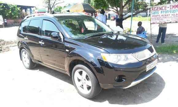 Voiture à vendre Mitsubishi Outlander Noir - Kinshasa - Kasa Vubu