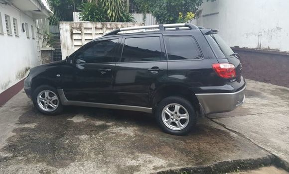 Voiture à vendre Mitsubishi Outlander Noir - Kinshasa - Bandalungwa
