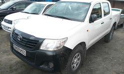 Voiture à vendre Toyota Hilux Blanc - Kinshasa - Kasa Vubu - CarWangu