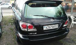 Voiture à vendre Lexus RX 300 Noir - Kinshasa - Kasa Vubu - CarWangu