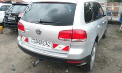 Voiture à vendre Volkswagen Touareg Gris - Kinshasa - Kasa Vubu - CarWangu