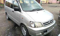 Voiture à vendre Toyota Noah Gris - Kinshasa - Kasa Vubu - CarWangu