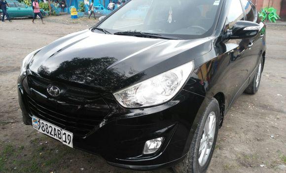 Voiture à vendre Hyundai ix35 Noir - Kinshasa - Kasa Vubu