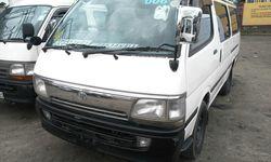 Voiture à vendre Toyota Hiace Blanc - Kinshasa - Kasa Vubu - CarWangu