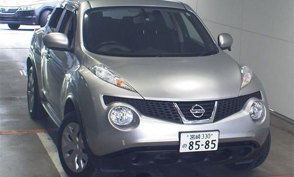 Voiture à vendre Nissan Juke Gris - Lubumbashi - Lubumbashi - CarWangu