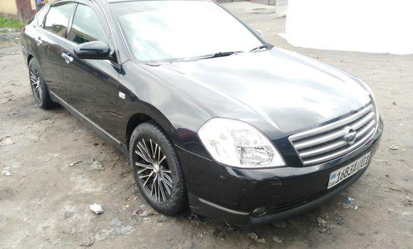Voiture à vendre Nissan Teana Noir - Kinshasa - Kasa Vubu