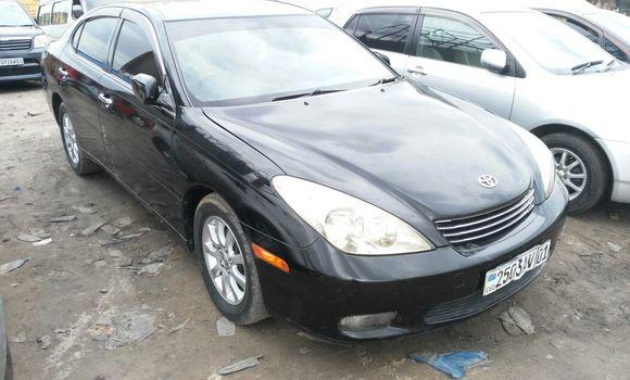 Voiture à vendre Toyota Windom Noir - Kinshasa - Kasa Vubu