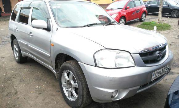 Voiture à vendre Mazda Tribute Gris - Kinshasa - Kasa Vubu