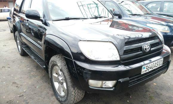 Voiture à vendre Toyota 4Runner Noir - Kinshasa - Kasa Vubu