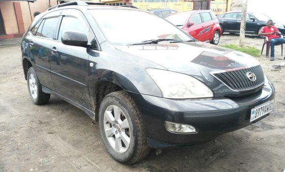 Voiture à vendre Toyota Harrier Noir - Kinshasa - Kasa Vubu