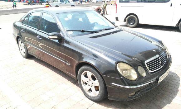 Voiture à vendre Mercedes Benz CLK-Class Noir - Kinshasa - Kinshasa